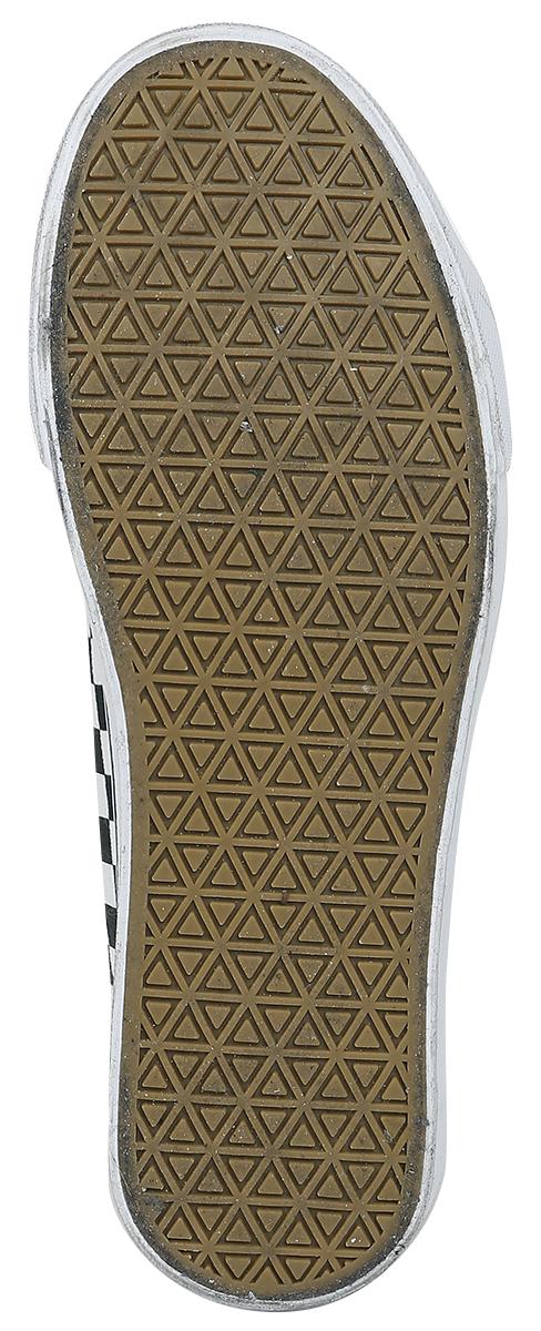Image of Urban Classics Printed High Canvas Sneaker Sneaker schwarz/weiß