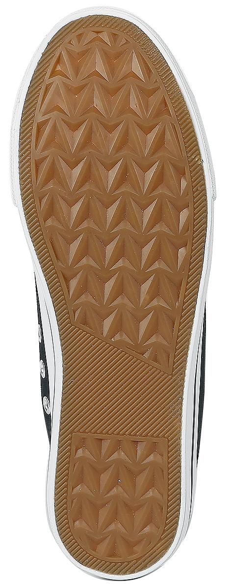 Image of Urban Classics High Top Canvas Sneaker Sneaker schwarz/weiß