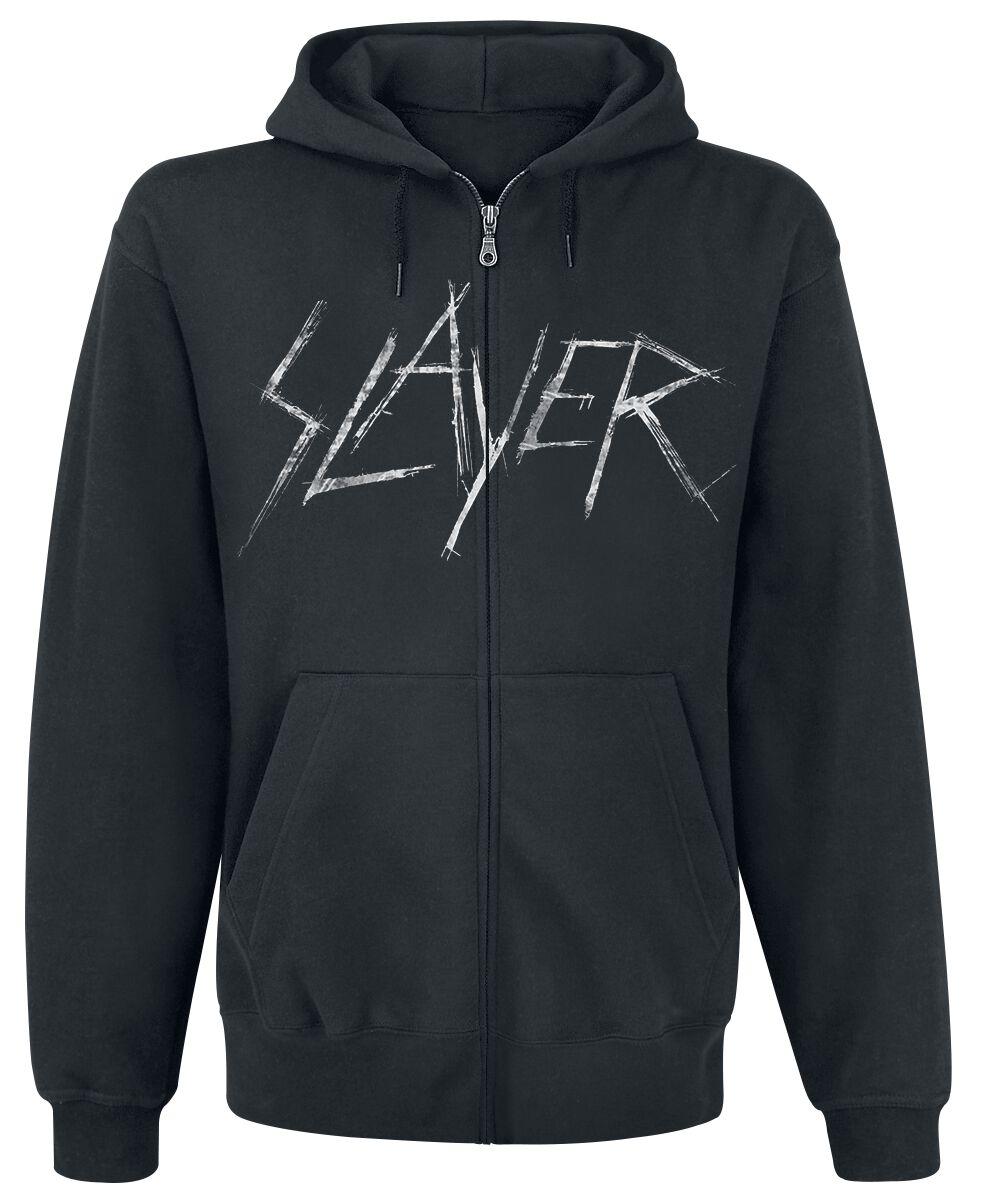 Image of   Slayer Mongo Goat Hættejakke sort