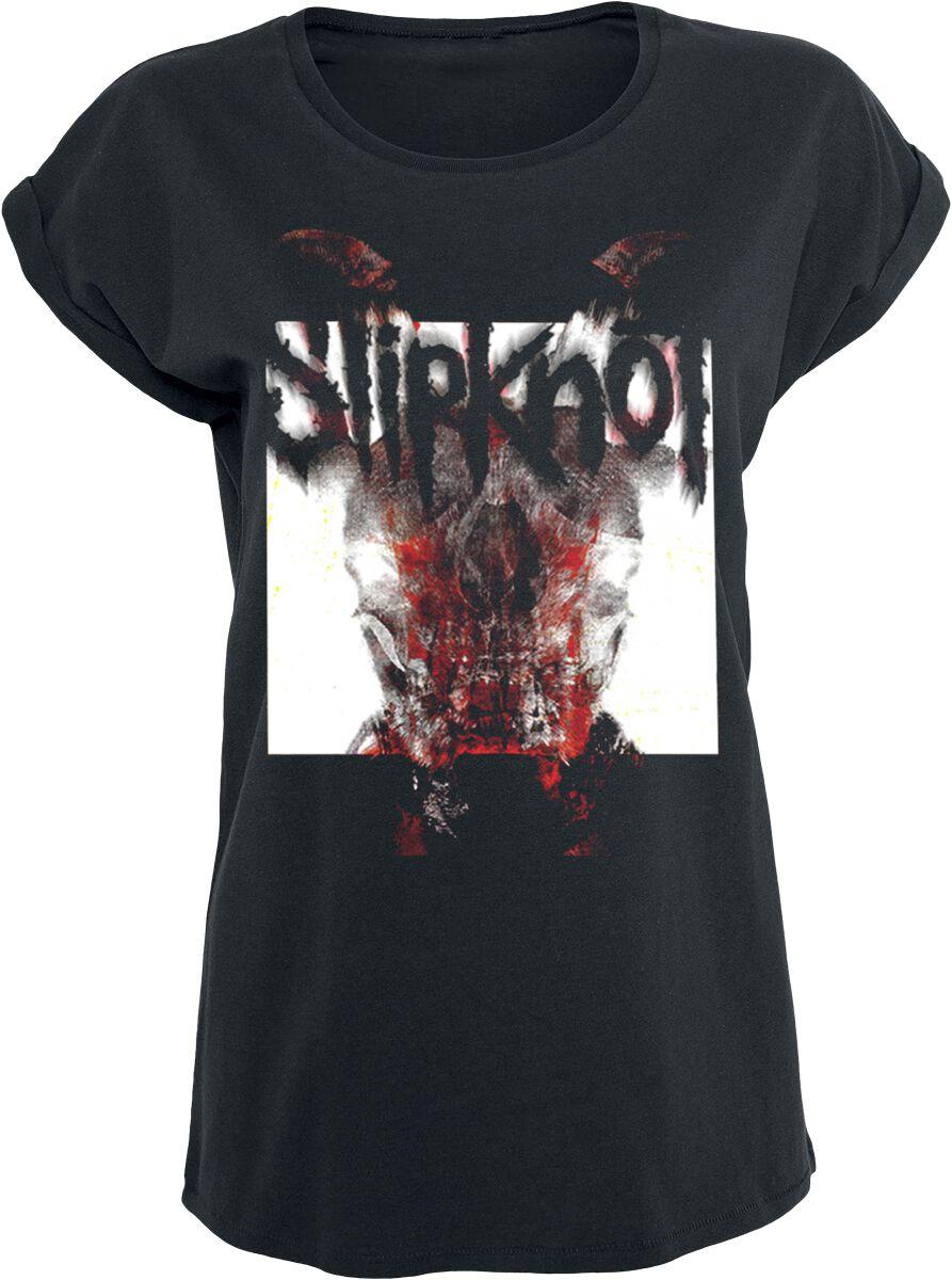 Image of   Slipknot All Out Life Girlie trøje sort