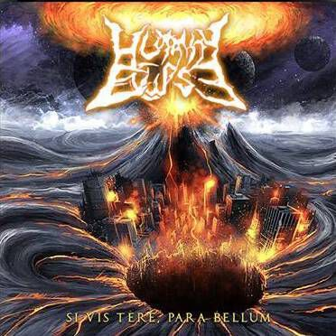 Image of   Humanity Eclipse Si vis tere, para bellum CD standard