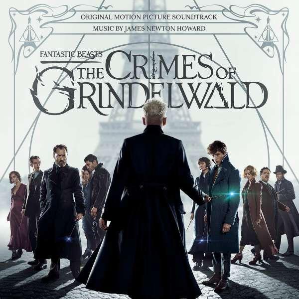 Image of   Fantastic Beasts PhantastischeTierwesen 2: Grindelwalds Verbrechen CD standard