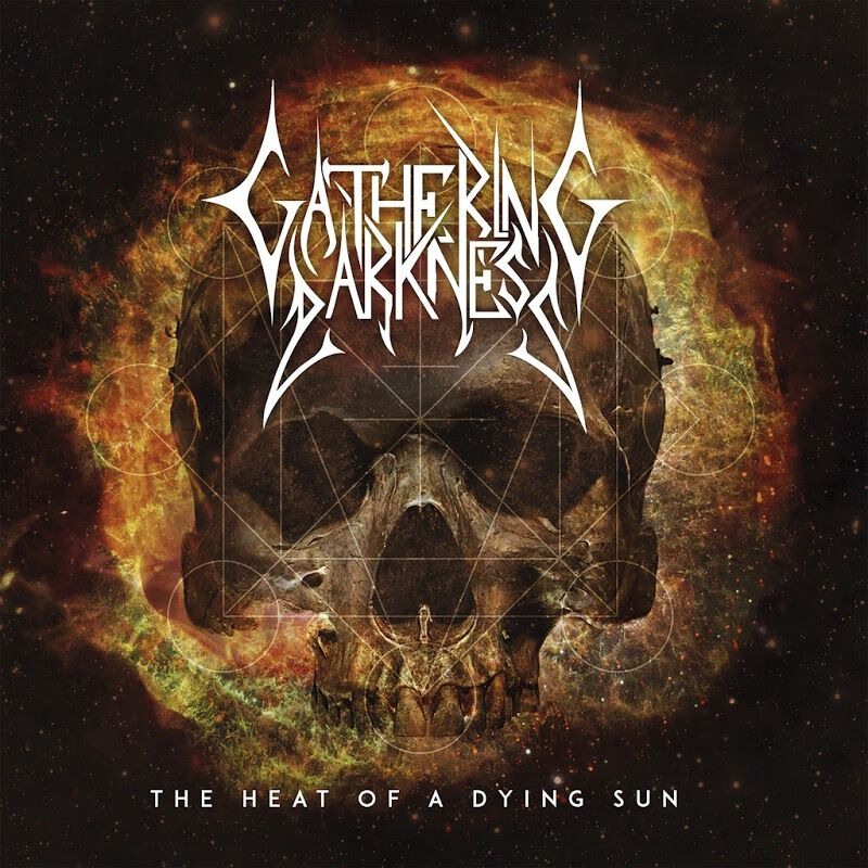 Image of   Gathering Darkness The heat of a dying sun CD standard