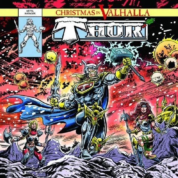 Image of   Thor Christmas in Valhalla CD standard