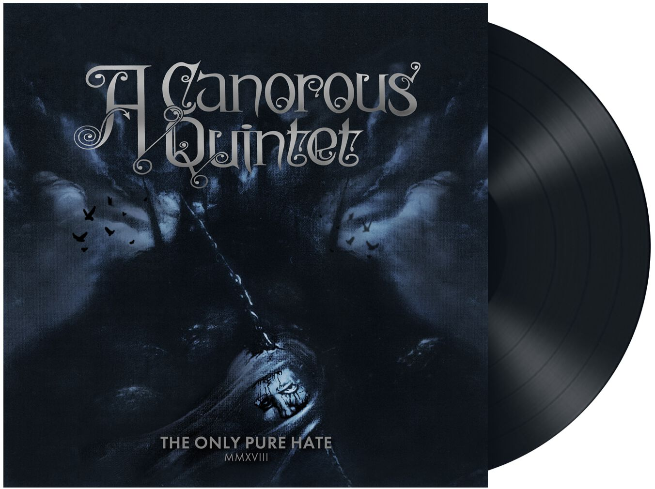 Image of   A Canorous Quintet The only pure hate - MMXVIII LP Standard