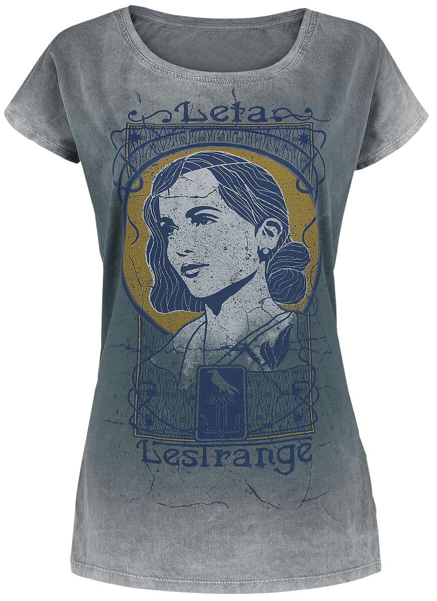 Image of   Fantastic Beasts Grindelwalds Verbrechen - Leta Lestrange Girlie trøje grå