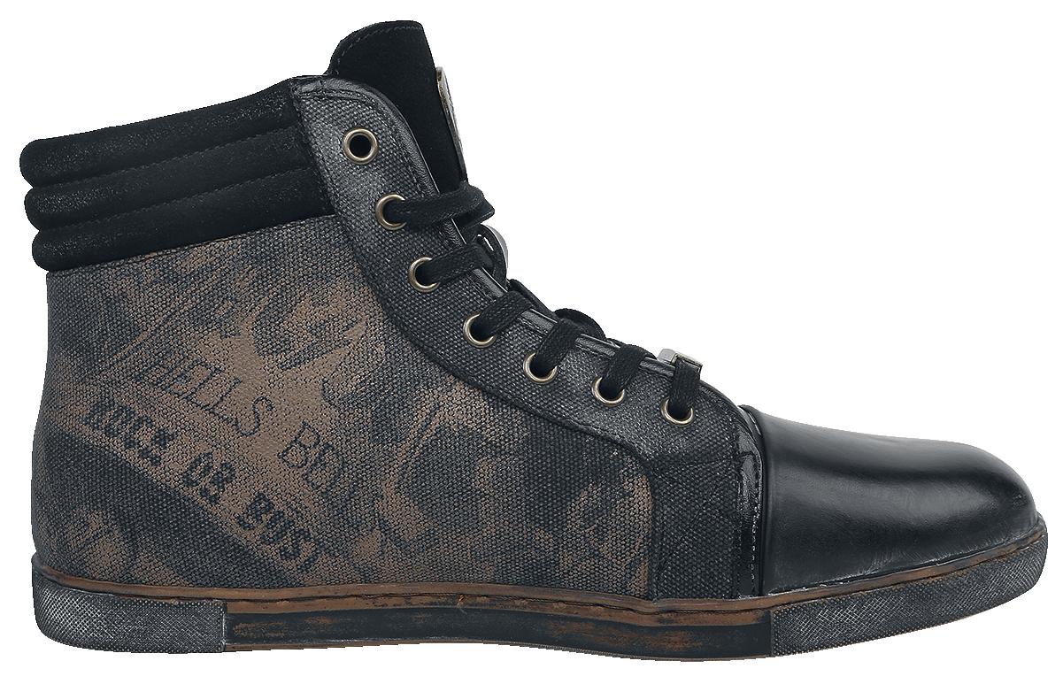 Image of AC/DC EMP Signature Collection Sneaker schwarz/braun