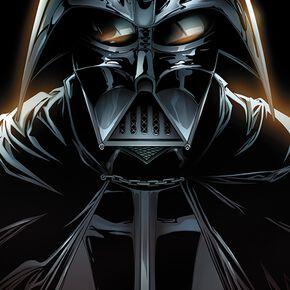 Star Wars Dark Vador Poster multicolore