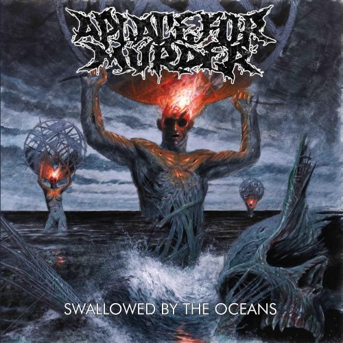 Image of   A Place For Murder Swallowed by the oceans CD standard