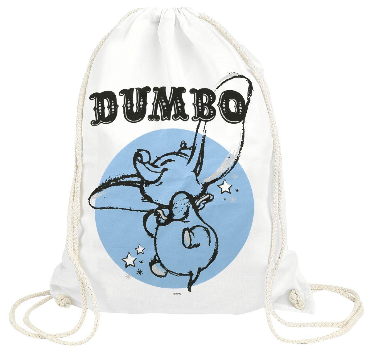 Sporttaschen für Frauen - Dumbo Turnbeutel weiß  - Onlineshop EMP