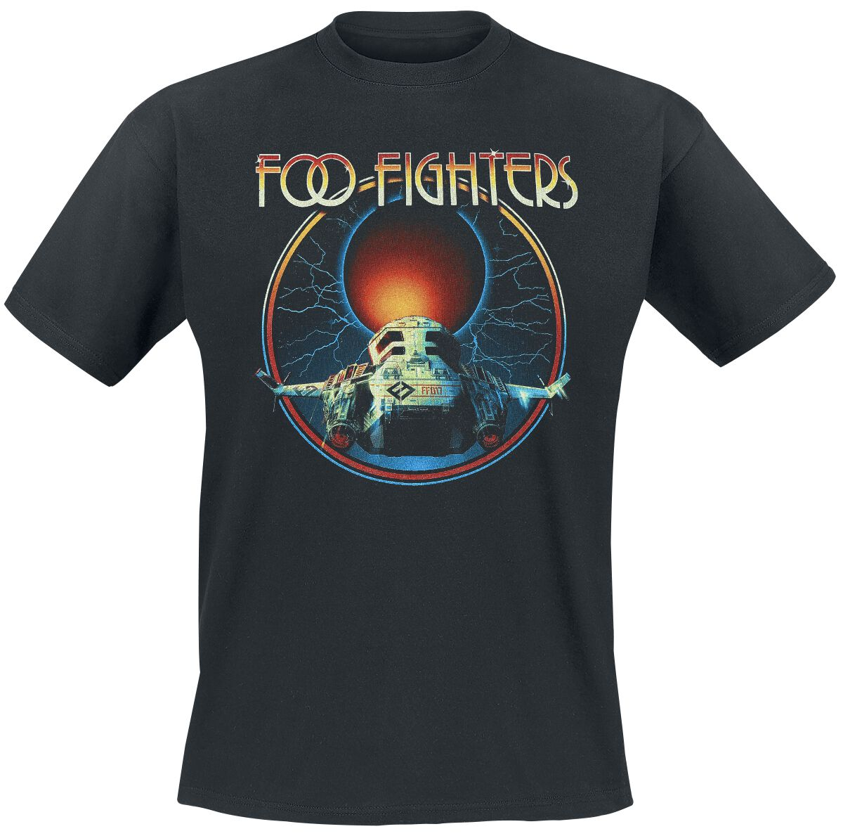 Image of   Foo Fighters Berlin Event T-Shirt sort