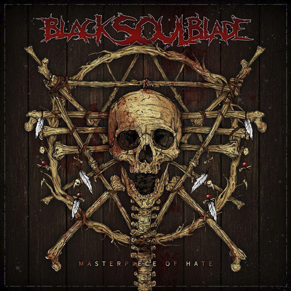 Image of   Black Soul Blade Masterpiece of hate CD standard
