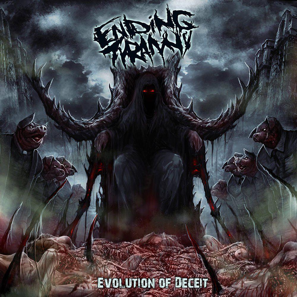 Image of   Ending Tyranny Evolution deceit CD standard