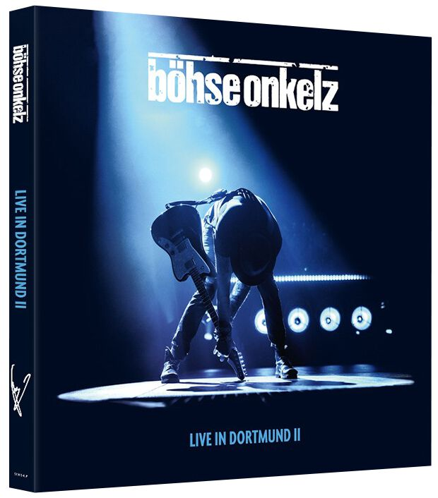 Image of   Böhse Onkelz Live in Dortmund II Gonzo 4-LP standard