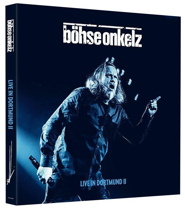 Image of   Böhse Onkelz Live in Dortmund II Kevin 4-LP standard