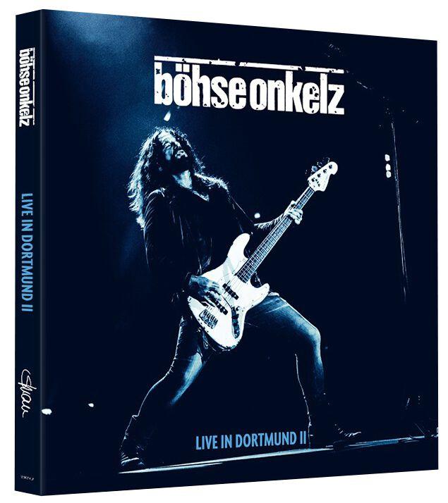 Image of   Böhse Onkelz Live in Dortmund II Stephan 4-LP standard