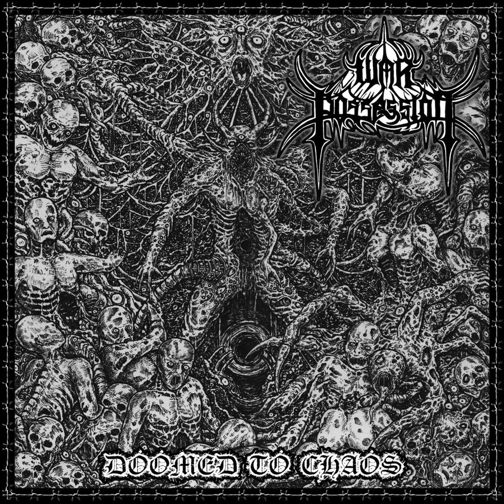 Image of   War Possession Doomed to Chaos CD standard