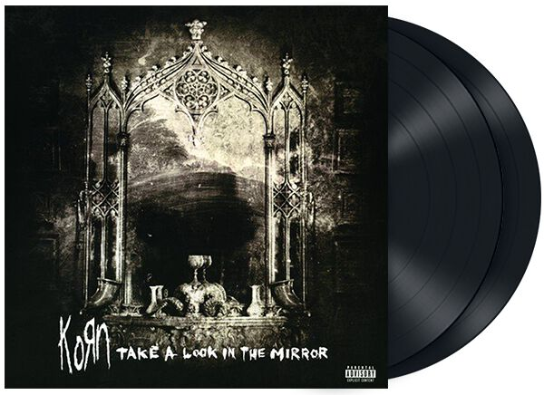 Image of   Korn Take a look in the mirror 2-LP standard