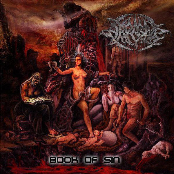 Image of   Abrasive Book of sin CD standard