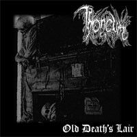 Image of   Throneum Old death's lair CD standard