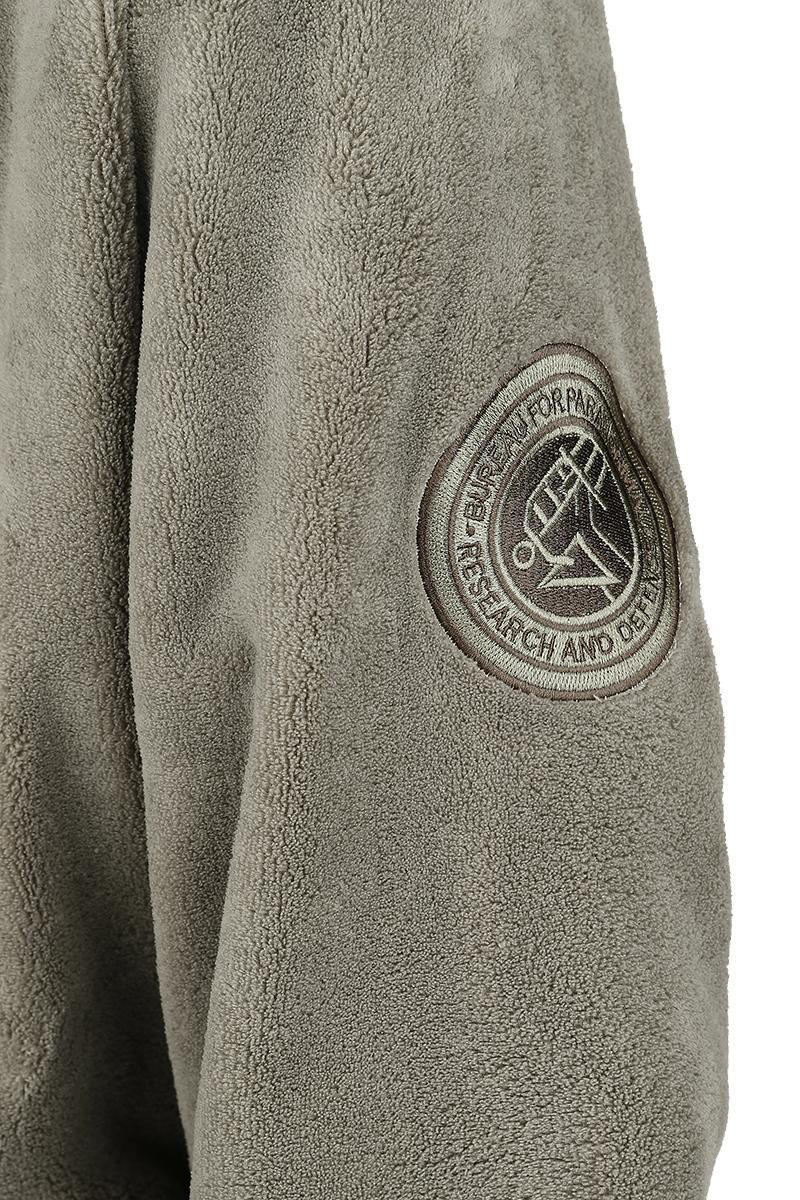 Image of Hellboy Coat Bademantel sand