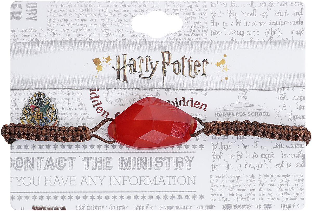 Armbaender für Frauen - Harry Potter Der Stein der Weisen Armband braun  - Onlineshop EMP