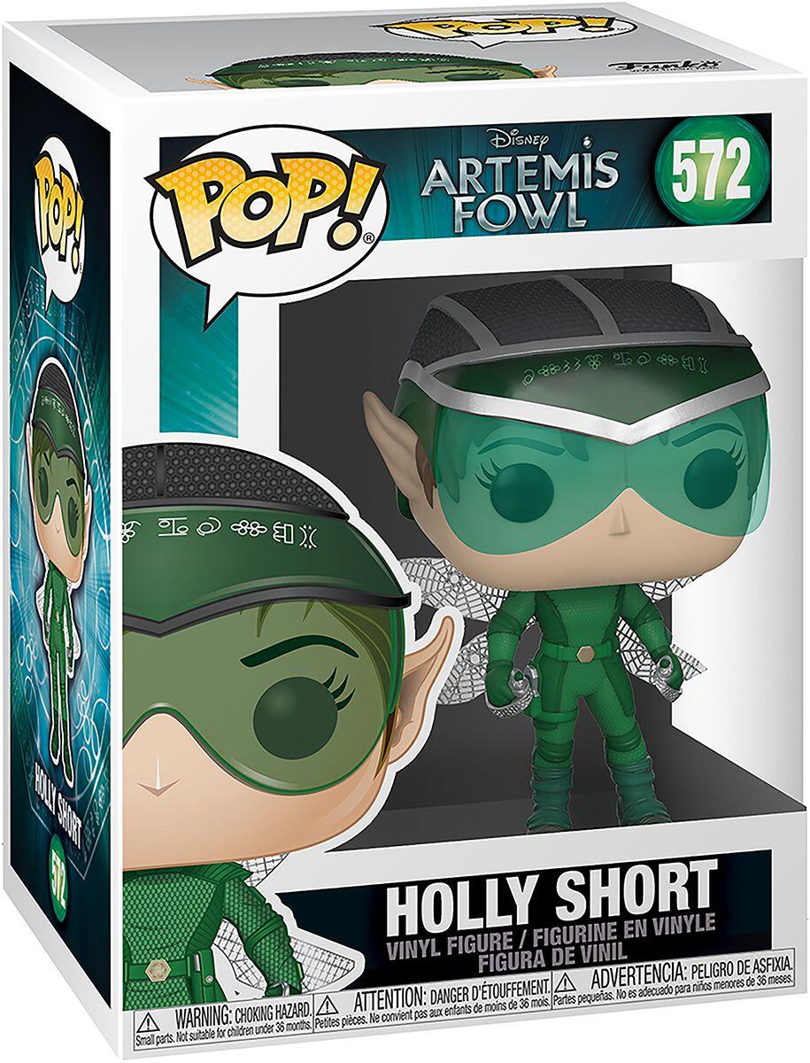 Image of Artemis Fowl Holly Short Vinyl Figur 572 Sammelfigur Standard