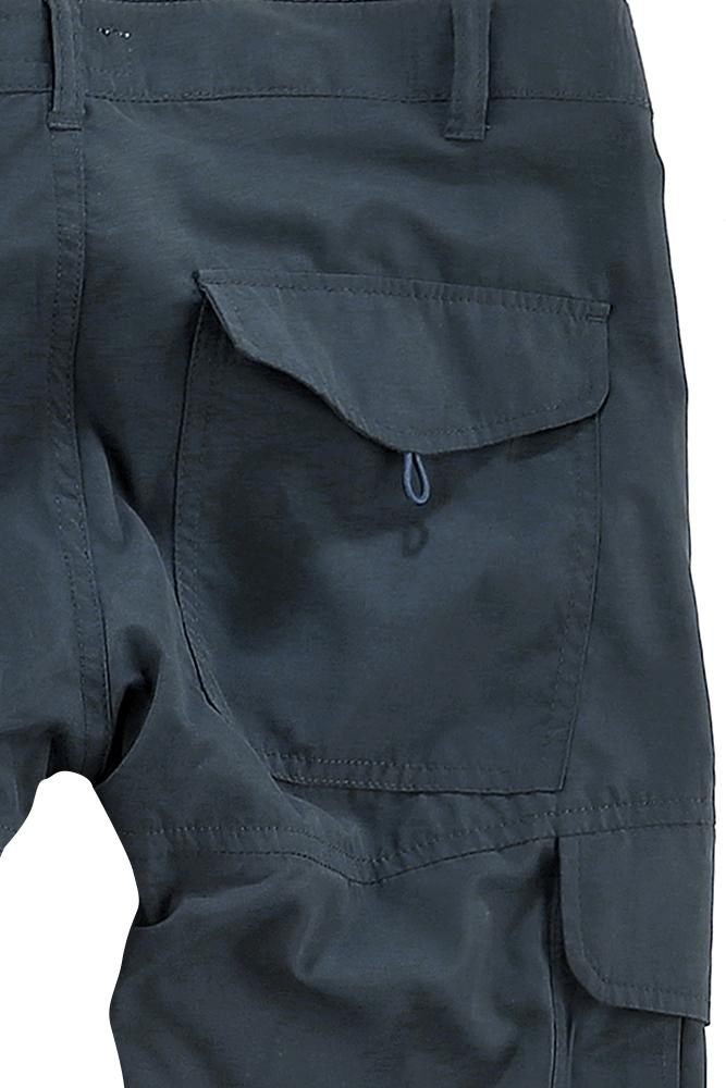 Image of Produkt Forest Zip Off Pants Cargopant dunkelblau
