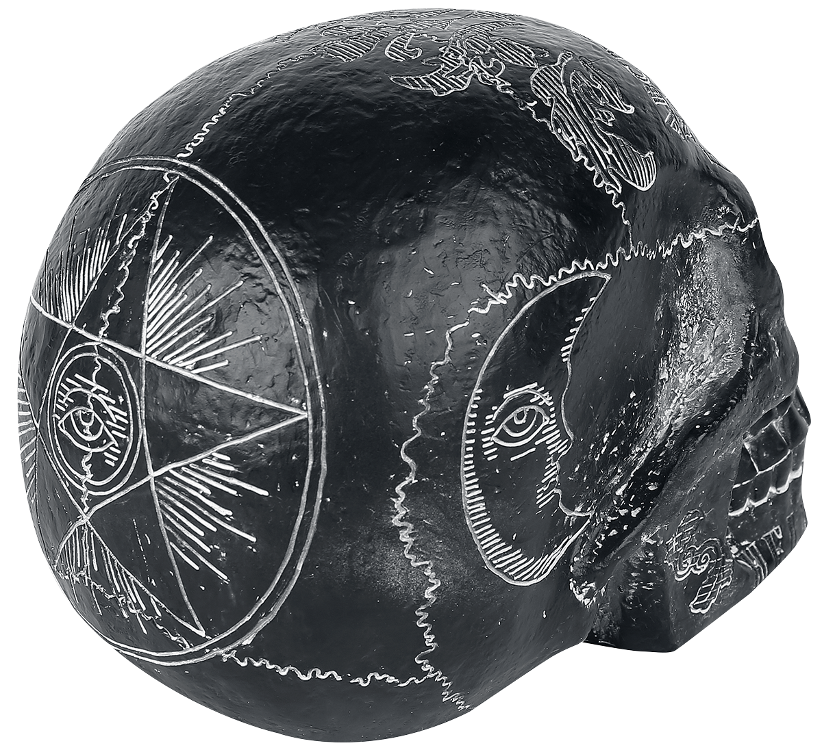 Image of Nemesis Now Dark Spirits Skull Deko-Schädel Standard