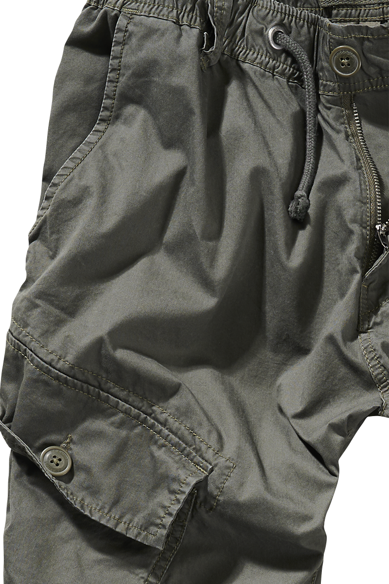 Image of Brandit Ray Vintage Trouser Cargopant oliv