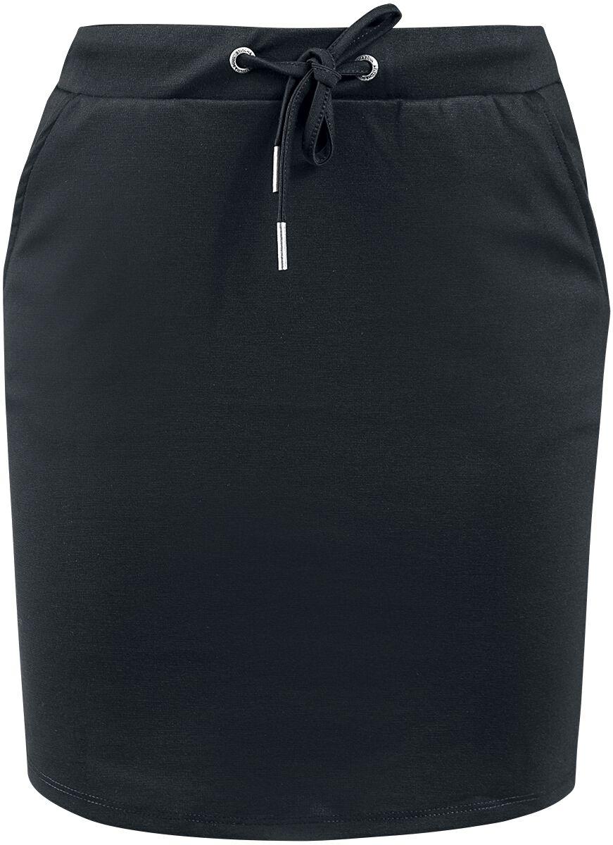 Roecke für Frauen - Stitch and Soul Ladies Skirt Rock schwarz  - Onlineshop EMP