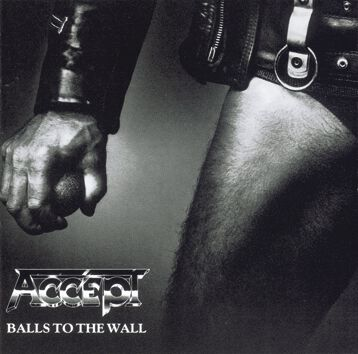 Image of   Accept Balls to the wall CD standard