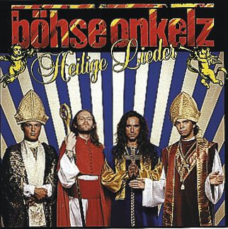 Image of   Böhse Onkelz Heilige Lieder CD standard