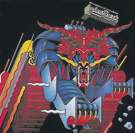 Image of   Judas Priest Defenders of the faith CD standard
