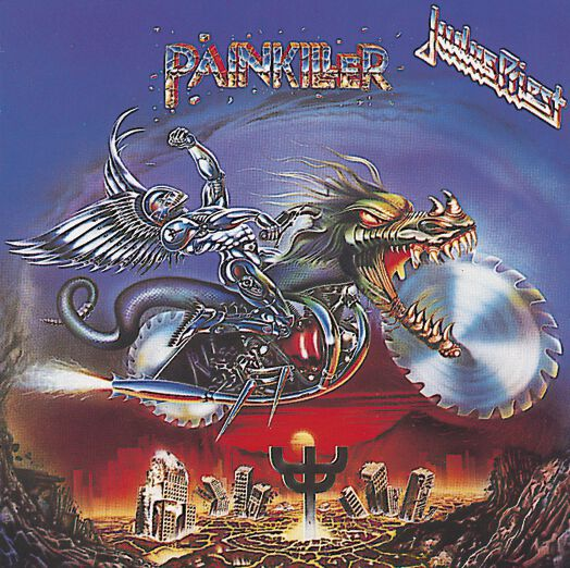 Image of   Judas Priest Painkiller CD standard