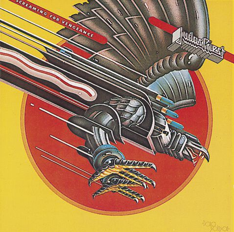 Image of   Judas Priest Screaming for vengeance CD standard