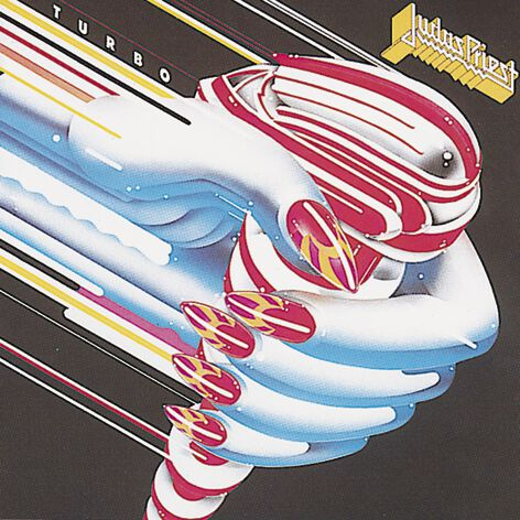 Image of   Judas Priest Turbo CD standard