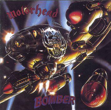 Image of   Motörhead Bomber CD standard