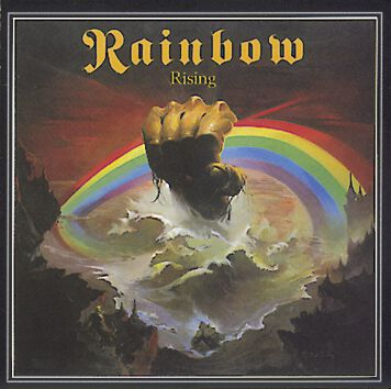 Rainbow Rising CD Standard