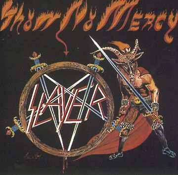 Image of   Slayer Show no mercy CD standard