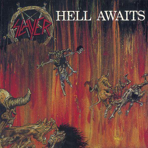 Image of   Slayer Hell awaits CD standard