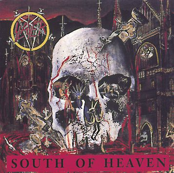 Image of   Slayer South of heaven CD standard
