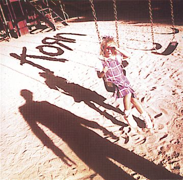 Image of   Korn Korn CD standard