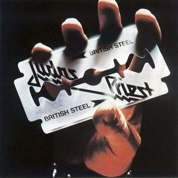 Image of   Judas Priest British steel CD standard