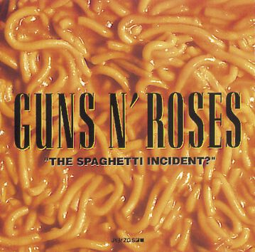 Image of   Guns N' Roses The spaghetti incident CD standard