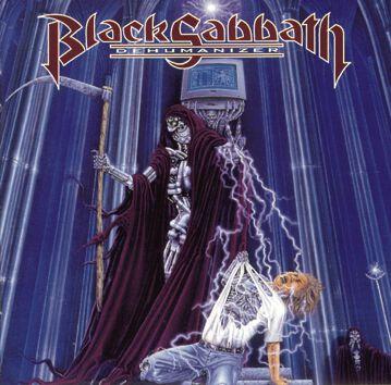 Image of   Black Sabbath Dehumanizer CD standard