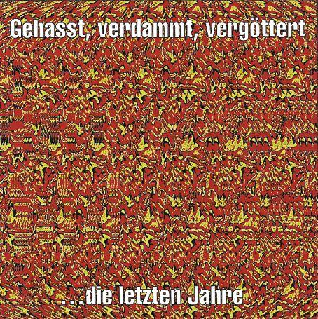 Image of   Böhse Onkelz Gehasst, verdammt, vergöttert 2-CD standard