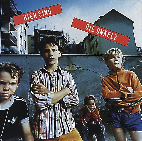 Image of   Böhse Onkelz Hier sind die Onkelz! CD standard