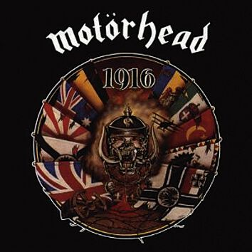 Image of   Motörhead 1916 CD standard