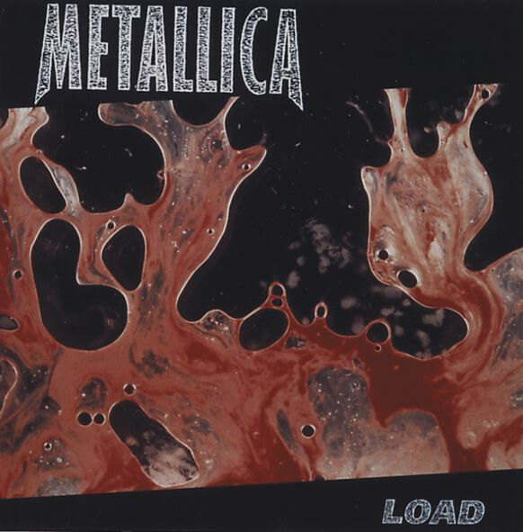 Metallica Load CD Standard